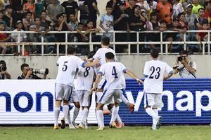 U23 Việt Nam chia điểm trước U23 Uzbekistan, giành chức vô địch