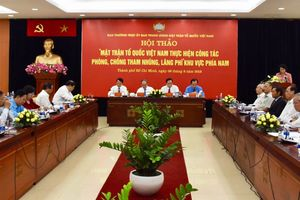 Phát huy vai trò của MTTQ trong công tác phòng, chống tham nhũng