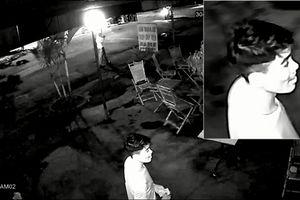 Công bố hình ảnh rõ nét 1 trong 2 nghi can sát hại tài xế xe ôm công nghệ