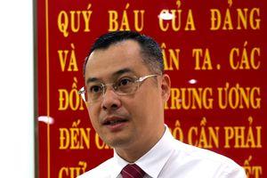 Thứ trưởng Phạm Đại Dương được giới thiệu bầu làm Chủ tịch UBND tỉnh Phú Yên