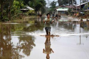 Lào tạm dừng các dự án thủy điện mới sau sự cố vỡ đập