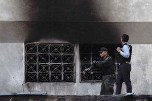 Venezuela bắt 6 nghi can sau vụ 'ám sát tổng thống'