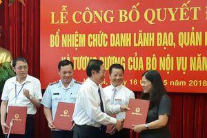 Bộ Nội vụ tiếp tục thi tuyển hai chức danh lãnh đạo