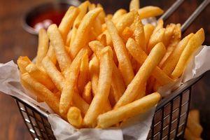 Pháp, Bỉ tranh giành là 'cha đẻ' của món khoai tây chiên