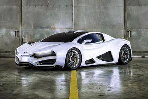 Siêu xe giá 2 triệu USD đến từ Áo tham vọng so tài với Bugatti Chiron