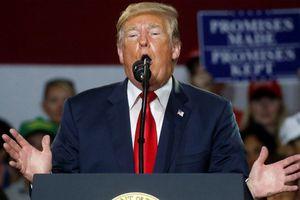 Báo Trung Quốc chỉ trích mạnh mẽ ông Trump