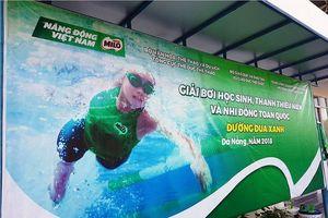 Sở Giáo dục Đà Nẵng nhận có thiếu sót khi để học trò 'đơn độc' đi thi bơi