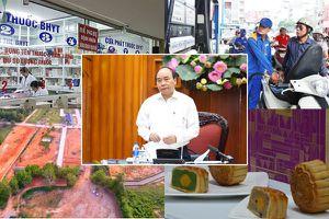 Thủ tướng chủ trì họp Ban Chỉ đạo 701; Giá xăng được giữ nguyên