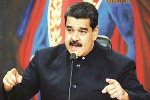 Tổng thống Venezuela cảm kích sự ủng hộ của cộng đồng quốc tế