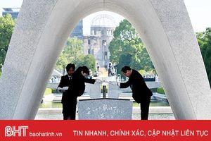 Thế giới ngày qua: Nhật Bản tưởng niệm 73 năm thảm họa bom nguyên tử tại Hiroshima
