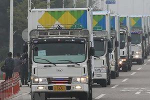 Hàn Quốc sẽ nối lại chương trình viện trợ nhân đạo cho Triều Tiên