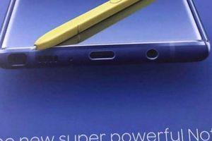Galaxy Note 9 sẽ ra mắt trong tuần này, có thể có phiên bản 512GB