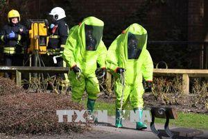 OPCW tham gia điều tra vụ đầu độc ở Anh