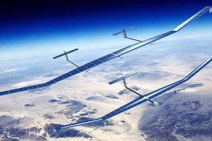 Airbus giới thiệu máy bay không người lái dùng năng lượng Mặt trời