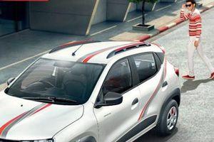 Renault Kwid - Chiếc ô tô giá rẻ 90 triệu đồng gây sốt ở Ấn Độ