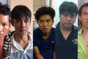 TPHCM: Băng cướp táo tợn, hạ gục nạn nhân bằng mọi giá để cướp xe