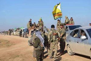 Người Kurd Syria đè bẹp IS, chiếm hoàn toàn sa mạc đông Deir Ezzor
