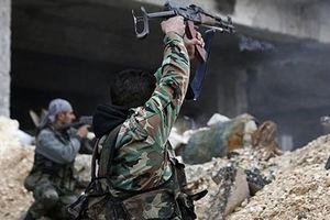 Chiến sự Syria: Quân chính phủ đột kích IS ở phía đông Sweida