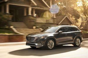 Mazda CX-9 2019 ra mắt, bổ sung động cơ tăng áp