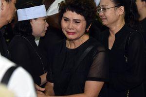 Rơi nước mắt trước những hình ảnh nghĩa tình trong tang lễ 'Chí Phèo' Bùi Cường
