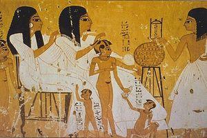 Giải mã số phận các em bé chào đời ở Ai Cập cổ đại