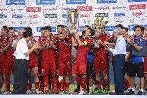 U23 Việt Nam vô địch Cúp tứ hùng