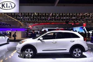 Hyundai - Kia vẫn là nhà sản xuất ôtô lớn thứ 5 thế giới