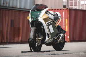 Ducati SuperSport 1000DS 2005 – bản sao hoàn hảo từ Kaspeed