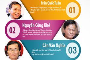 Infographic: Diễn biến tranh cử chức Chủ tịch VFF nhiệm kỳ VIII