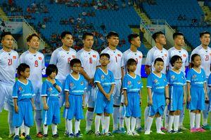 Văn Đức tỏa sáng, Olympic Việt Nam cầm hòa Olympic Uzbekistan