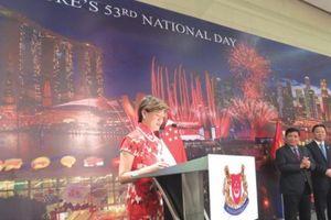 Hợp tác Việt Nam - Singapore ngày càng bền chặt
