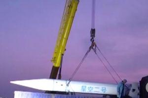 Trung Quốc thử tên lửa siêu thanh có thể mang đầu đạn hạt nhân