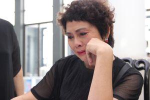 Tiễn đưa NSƯT Bùi Cường, NSND Minh Châu khóc nức nở : 'Em biết tội của em rồi'