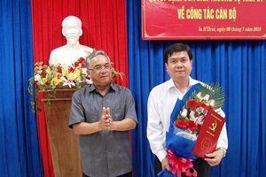 Kom Tum có Phó Chủ tịch mới
