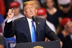 Tổng thống Trump: Các công ty đã làm ăn với Iran bị cấm kinh doanh với Mỹ theo lệnh trừng phạt