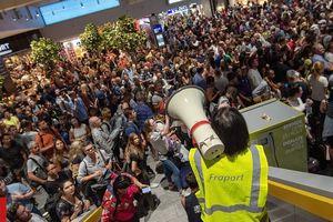 Sân bay Frankfurt (Đức) sơ tán khẩn cấp vì người lạ vượt chốt an ninh