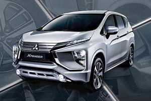 'Xế hộp' lai giữa SUV và MPV của Nhật đẹp, chất, giá từ 550 triệu đồng