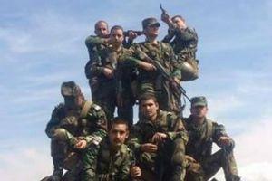 SAA gửi 'quả bom' lực lượng Ghiath tới Sweida càn quét ISIS