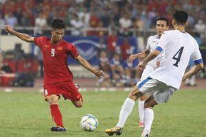 HLV Steve Darby: 'Đá thế này, Olympic Việt Nam dễ tiến xa tại ASIAD'