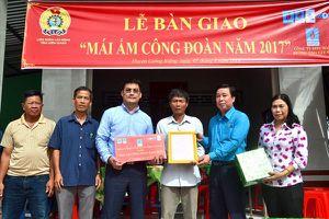 LĐLĐ Kiên Giang: Bàn giao nhà Mái ấm công đoàn cho đoàn viên xã vùng sâu