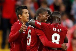 Tấn công dồn dập, Liverpool thắng dễ Torino 3 - 1