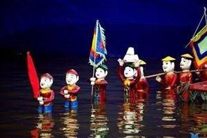 Rộn ràng Festival múa rối trên phố đi bộ Nguyễn Huệ