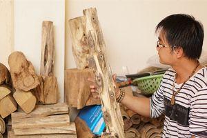 Thành công bước đầu từ trầm hương của chàng trai miền biên giới Tây Ninh