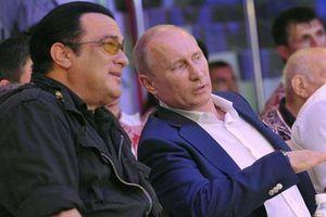 Ngôi sao Hollywood là đặc phái viên đặc biệt của... Nga