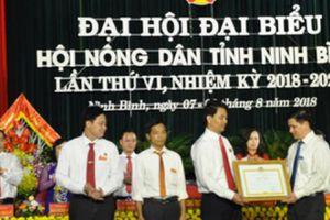 Đại hội Hội ND Ninh Bình lần thứ VI : Đổi mới hoạt động để hỗ trợ ND