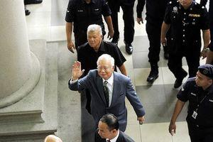 Cựu Thủ tướng Malaysia Najib Razak bị truy tố tội rửa tiền