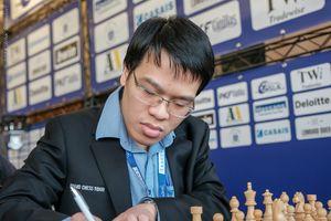 Lê Quang Liêm khởi đầu nan ở giải cờ vua quốc tế UAE