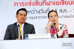 Tuyển Olympic Thái Lan 'nói không' với điện thoại thông minh tại ASIAD 18