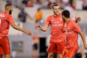 Real Madrid chạy đà hoàn hảo cho trận tranh Siêu cup châu Âu