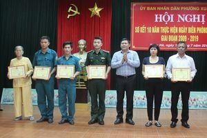 Lan tỏa Ngày Biên phòng toàn dân ở Xuân Hà